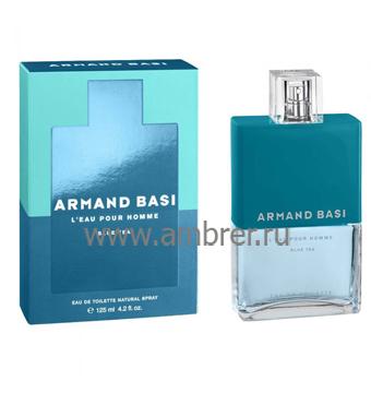 Armand Basi L`Eau pour Homme Blue Tea