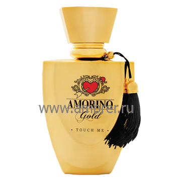 Amorino Gold Touch Me