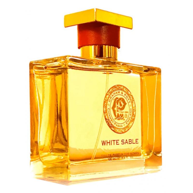 Graham & Pott White Sable