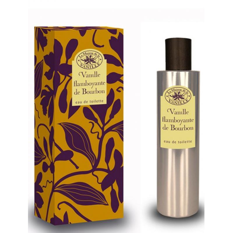 La Maison de la Vanille Vanille Flamboyante de Bourbon