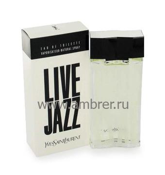 Yves Saint Laurent YSL Jazz Live