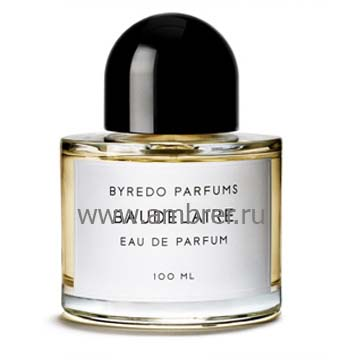 Byredo Parfums Byredo Baudelaire