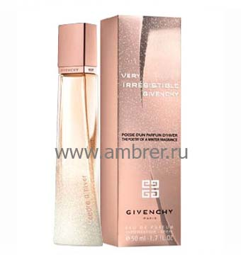 Givenchy Very Irresistible Cedre D Hiver