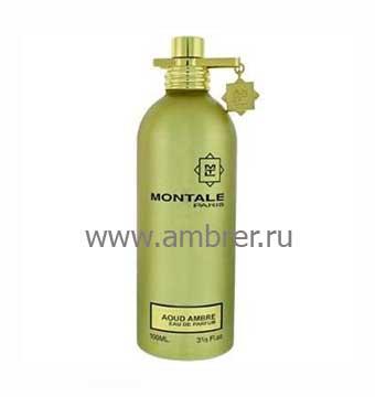 Montale Montale Aoud Ambre