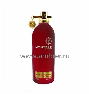Montale Montale Aoud Red Flowers