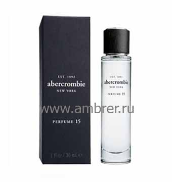 Abercrombie & Fitch Perfume 15