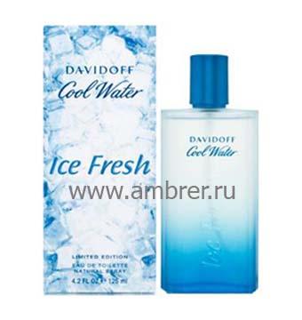 Davidoff Cool Water Ice Fresh men