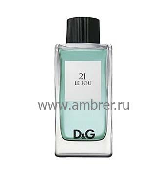 Dolce & Gabbana Dolce & Gabbana №21 Le Fou
