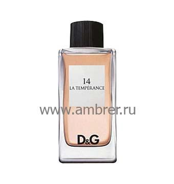 Dolce & Gabbana Dolce & Gabbana №14 La Temperance