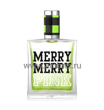 Victoria`s Secret Merry Merry Pink