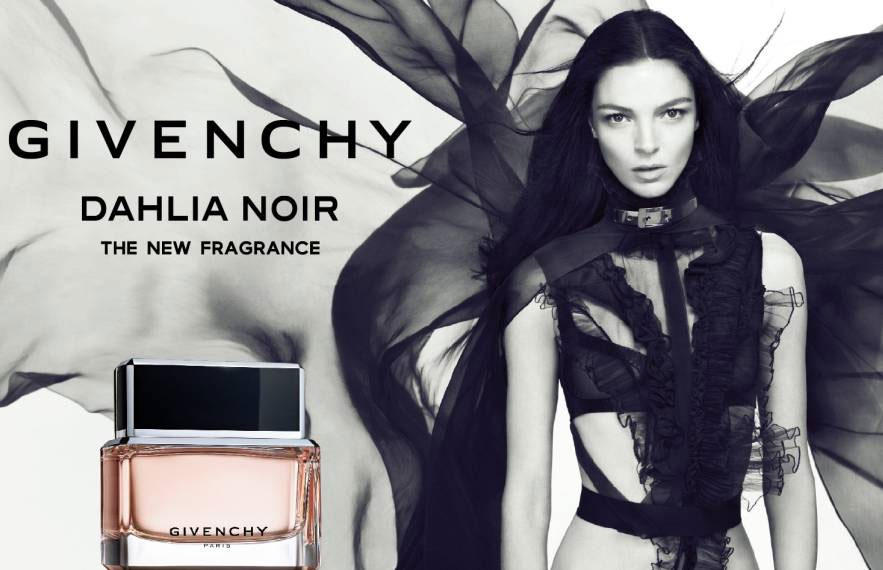 gender analysis of givenchy's perfume advertisement