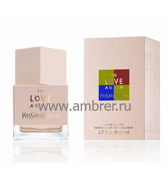 Yves Saint Laurent YSL La Collection In Love Again