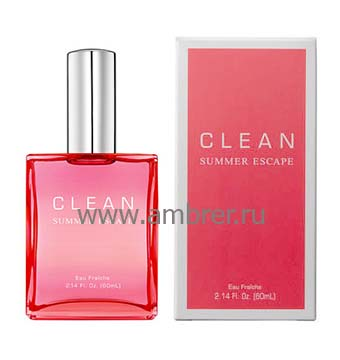Clean Clean Summer Escape