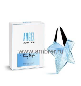 Thierry Mugler Angel Aqua Chic 2012