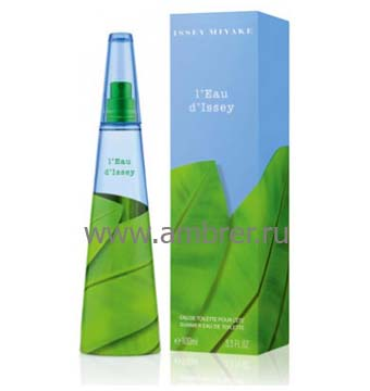 Issey Miyake L`eau D`issey Summer 2012