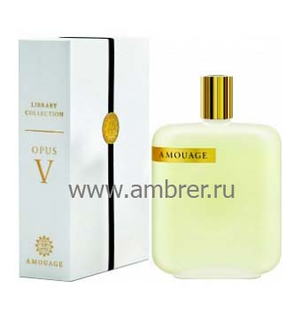Amouage Amouage Library Collection: Opus V
