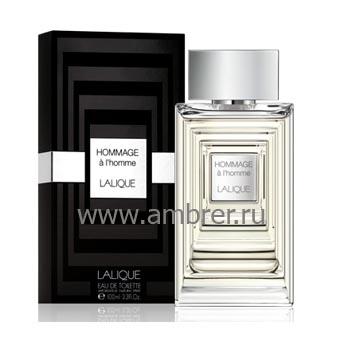 Lalique Hommage a L Homme
