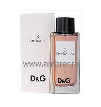 Dolce & Gabbana Dolce & Gabbana №3 L`imperatrice