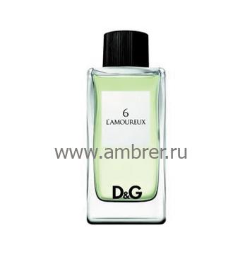 Dolce & Gabbana Dolce & Gabbana №6 L`amoureux