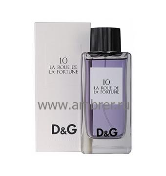 Dolce & Gabbana Dolce & Gabbana №10 La Roue de La Fortune