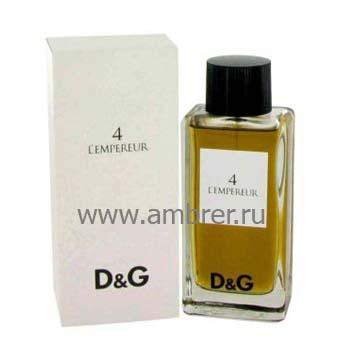 Dolce & Gabbana Dolce & Gabbana №4 L Empereur