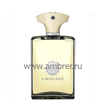 Amouage Silver men