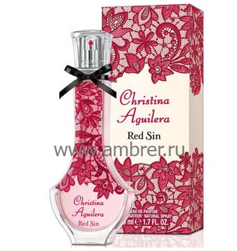 Christina Aguilera Christina Aguilera Red Sin