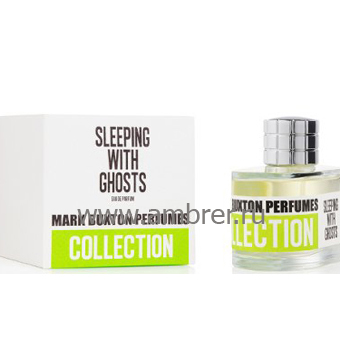 Mark Buxton Mark Buxton Sleeping with Ghosts