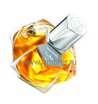 Thierry Mugler Womanity Les Parfums de Cuir