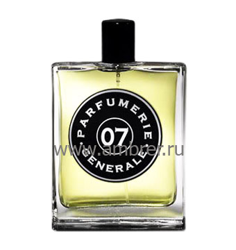 Parfumerie Generale (Pierre Guillaume) PG 07 Cologne Grand Siecle
