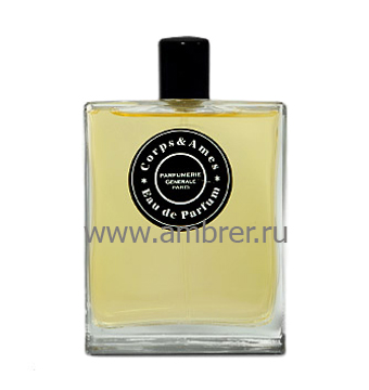 Parfumerie Generale (Pierre Guillaume) PG Corps et Ames