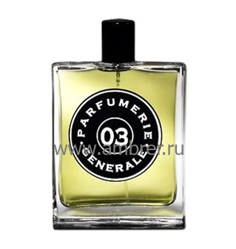 Parfumerie Generale (Pierre Guillaume) PG 03 Cuir Venenum
