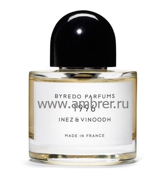 Byredo Parfums Byredo 1996 Inez & Vinoodh