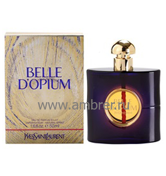 Yves Saint Laurent YSL Belle D Opium Eau de Parfum Eclat