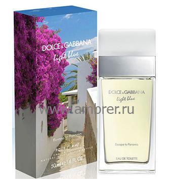 Dolce & Gabbana Light Blue Escape to Panarea