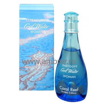 Davidoff Davidoff Cool Water Woman Coral Reef Edition