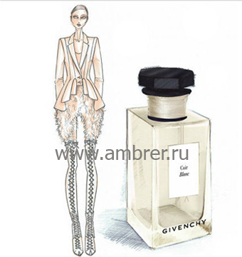 Givenchy Givenchy Cuir Blanc