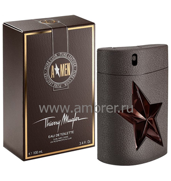 Thierry Mugler A Men Pure Leather