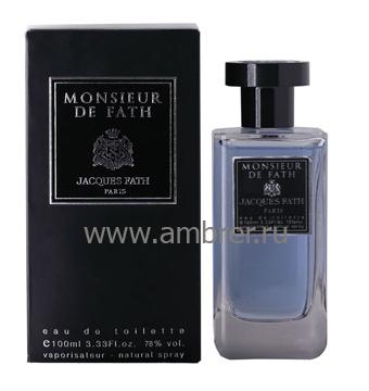 Jacques Fath Monsieur de Fath