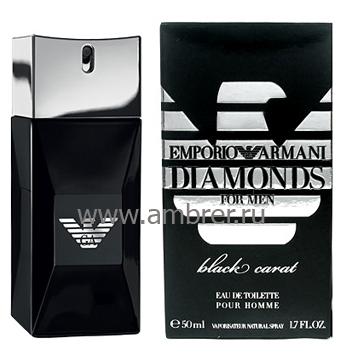 Giorgio Armani Emporio Armani Diamonds Black Carat for Him