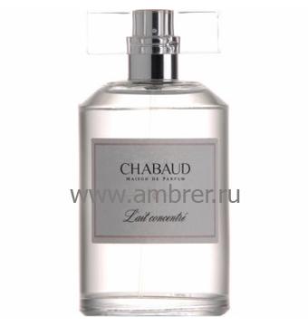 Chabaud Maison de Parfum Lait Concentre