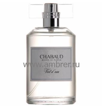 Chabaud Maison de Parfum Vert d`Eau