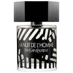 Yves Saint Laurent YSL La Nuit de L`Homme Edition Art