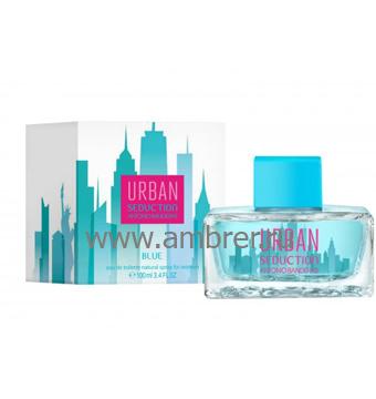 Antonio Banderas Urban Seduction Blue For Women