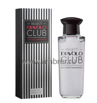 Antonio Banderas Diavolo Select Club