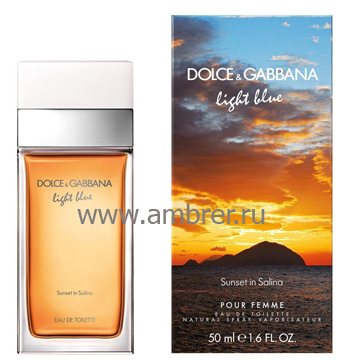 Dolce & Gabbana Light Blue Sunset in Salina