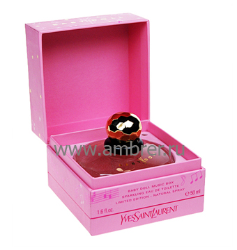 Yves Saint Laurent YSL Baby Doll Music Box