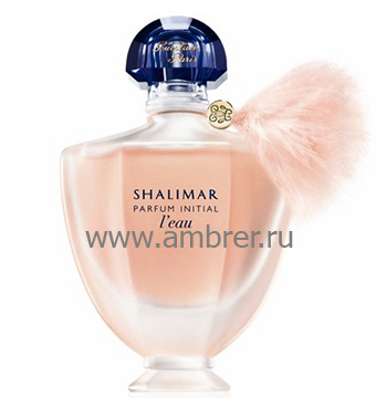 Guerlain Shalimar Parfum Initial L`Eau Si Sensuelle