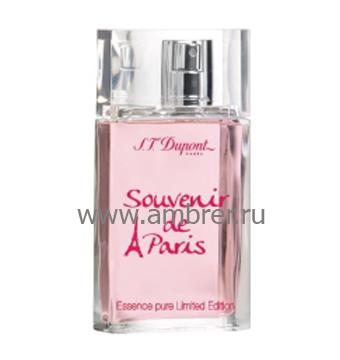 S.T.Dupont Essence Pure pour Femme Souvenir De Paris