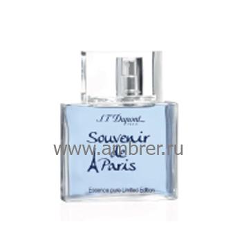 S.T.Dupont Essence Pure pour Homme Souvenir De Paris